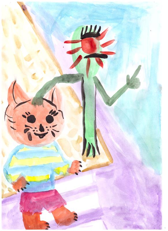 Дорожная азбука конкурс детских рисунков